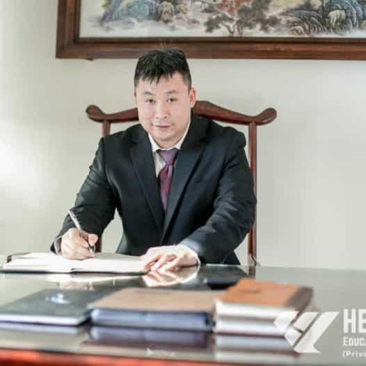 Mr. Han Xiao